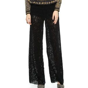 "Free People ""Briana"" lace pants"